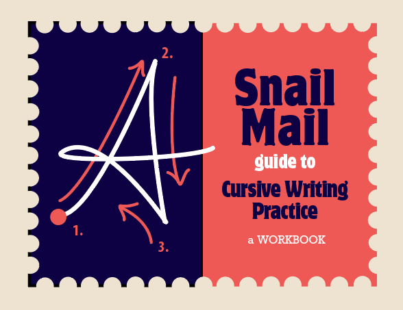 A Snail Mail Guide horizontal cover